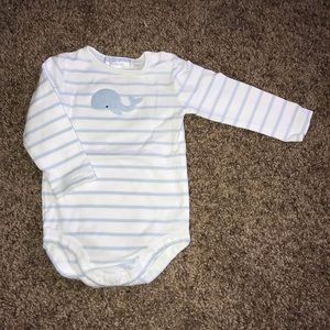 Janie and Jack long sleeve bodysuit